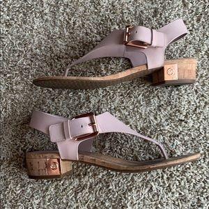 Michael KORS Blush Sandals